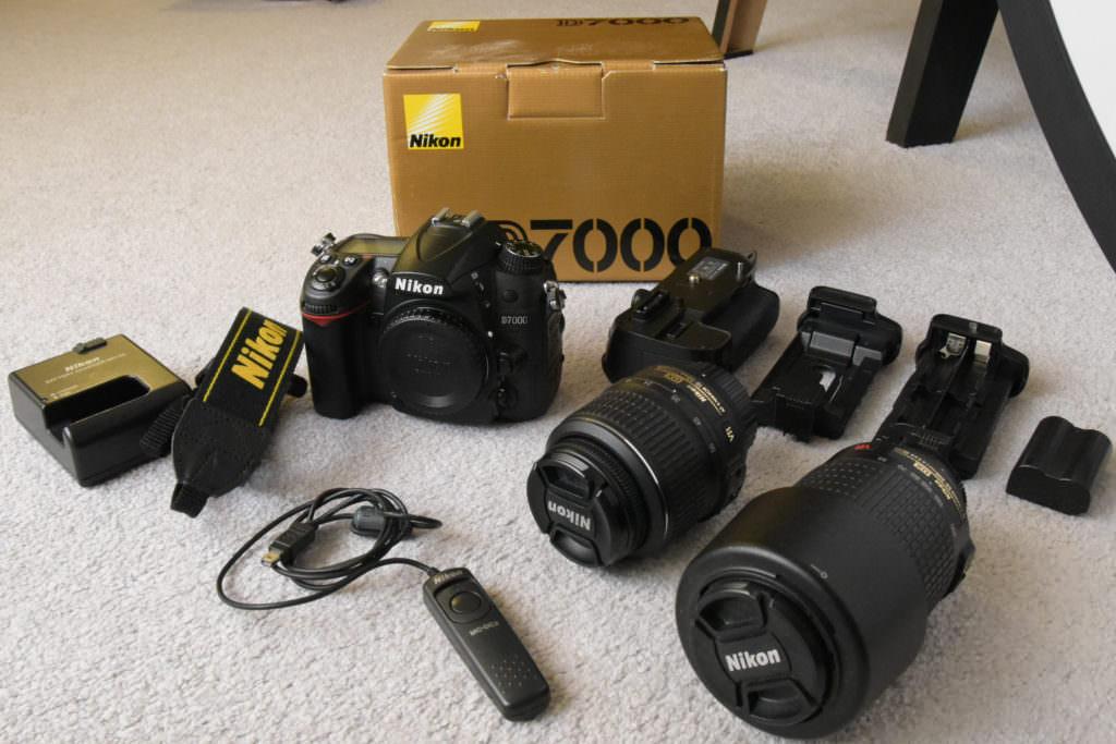 D7000 Kit